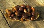 Thumbnail chestnuts in a bowl