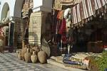 Thumbnail shops in the tourist bazaar, souk, of Tripolis, Tripoli, Libya