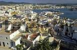 Thumbnail view of the historic center of Ibiza, Eivissa, Dalt Vila