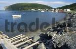 Thumbnail fishing harbour of Quirpon, Newfoundland