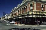 Thumbnail historic houses in the center of Fremantle, Westaustralia