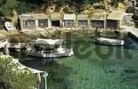 Thumbnail fishing harbour at Cala Mastella, Ibiza
