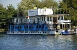 Thumbnail boat on the river Spree, Berlin, Germany