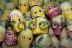 Thumbnail Mexico Allhallows skulls of sugar