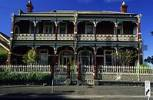 Thumbnail historic houses at Geelong, Victoria, AUS