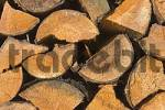 Thumbnail accurate stacked firewood