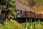 Thumbnail Luxury lodge, show village, Province Kwa-Zulu-Natal, South Africa