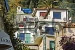 Thumbnail colorful houses Taormina a popular holiday place, Taormina, Sicily, Italy