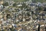 Thumbnail View of Albaicin, Granada, Andalusia, Spain