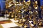 Thumbnail Chess figures, chess pawn, knight, rider