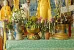 Thumbnail sacrifice, Botataung Pagoda, Yangon, Myanmar