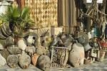 Thumbnail shop in the tourist bazaar, souk, of Tripolis, Tripoli, Libya
