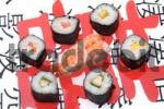 Thumbnail Different kinds of sushi