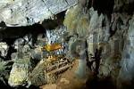 Thumbnail Phu Kham cave with Buddha shrine near Vang Vieng Laos