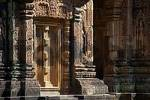 Thumbnail Fine reliefs Banteay Srei Angkor Siem Reap Cambodia