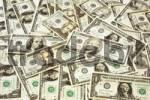 Thumbnail US dollar bills, filling entire shot