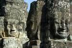 Thumbnail Faces of stone Bayon Angkor Thom Siem Reap Cambodia