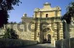 Thumbnail historic city gate of Mdina, Mdina Gate, Malta