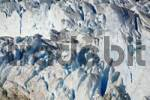 Thumbnail Ice from glacier Perito Moreno, National Park Los Glaciares, Argentina, Patagonia, South America