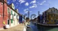 Thumbnail Colurful Burano Island, Venice, Veneto, Italy, Europe