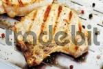 Thumbnail Grilled pork cutlet