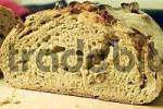 Thumbnail fresh baked german sourdough bread