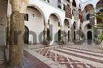 Thumbnail riad, historic city palace in the historic center of Tripolis, Tripoli, Libya