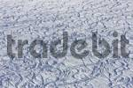 Thumbnail Tracks left in deep snow, Dachstein Massif, Styria, Austria, Europe