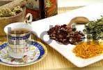 Thumbnail calendula, nettle and fruit tea, type of teas