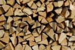 Thumbnail Stacked firewood