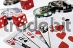 Thumbnail Poker game - full house
