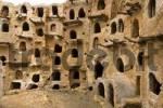 Thumbnail Berber granary with Ghorfas at Ksarr Qasr-al-Hadj Nafusah Mountains Libya