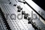 Thumbnail Control keys, professional mixing console, mixing desk, soundboard