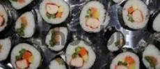 Thumbnail Futomaki and Temaki Sushi