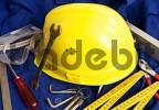 Thumbnail symbolic for building worker