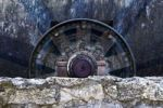 Thumbnail Close up of a water wheel, Rheinfall, Rhine Falls, Neuhausen am Rheinfall, Canton of Schaffenhausen, Switzerland, Europe