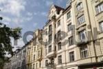 Thumbnail Hausfassaden in Hans-Sachs-Straße, Isarvorstadt, Glockenbachviertel, München, Bayern, Deutschland, Europa