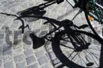 Thumbnail A bicycle casting a shadow