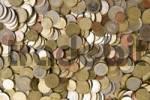 Thumbnail Many euro coins