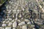Thumbnail Historic paved road from the time of Osman, Voskopoje, Albania, Europe