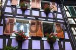 Thumbnail Medieval Alsatian half-timbered house Ribeauville Alsace France
