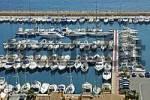 Thumbnail boats in the marina of Campomanes, Marina Greenwich Port Esportiu, Altea, Costa Blanca, Spain