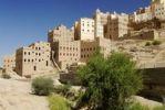 Thumbnail Historic city centre of Al Hajjaryn, Wadi Doan, Hadramaut, Yemen, Arabia, Arabian Peninsula, the Middle East
