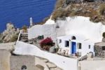 Thumbnail Small hotel with an inner courtyard in Oia, Ia, Santorini, Cyclades, Greece, Europe