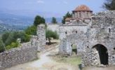 Thumbnail Chapel, ruins of the Byzantine city of Mystras, Laconia, Peloponnese, Greece, Europe