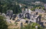 Thumbnail Ruins of the Byzantine city of Mystras, Laconia, Peloponnese, Greece, Europe