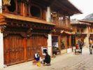 Thumbnail Shopping street in the historic centre of Zhongdian, in Tibetan Gyeltangteng, Tibet, China, Asia