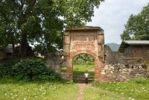 Thumbnail Entrance gate, old french fort Kai Falang, Boun Tai, Phongsali Province, Laos, Southeast Asia