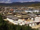 Thumbnail View of Zhongdian of Dokar Zong, in Tibetan Gyeltangteng, Tibet, China, Asia
