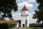 Thumbnail Kasselturm, gate tower with town wall, Schongau, Pfaffenwinkel, Upper Bavaria, Bavaria, Germany, Europe